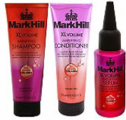(3 PACK) Mark Hill XL Boost Volume Amplifying Hair Set - Mark Hill XL Boost Volume Shampoo x 250ml & Mark Hill XL Boost Volume Conditioner x 250ml & Mark Hill XL Boost Volume Serum x 50ml