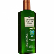 Thicker Fuller Hair Revitalising Shampoo 350ml Pack of (2) by Thicker Fuller Hair