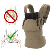 Baby Carrier for carrying your baby Handsfree - Baby carrier ergonomically designed Multiple-positions ? Adapts as your child grows ? 100% GUARANTEE and.