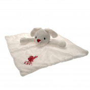 Baby Security Blanket - Official Liverpool FC Baby Comforter Bunny - Novelty Baby Football Gift Ideas