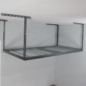 MonsterRax 1.2m x 2.4m Overhead Garage Storage Rack