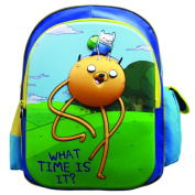 Adventure Time 'what Time Is It.' Backpack