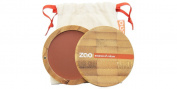 Zao Organic Makeup Compact Blush Brown Orange 321 10ml