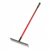 bully tools 92301 16 -Inch, Level Head Rake