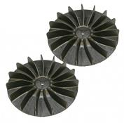 Ryobi RY09550 Blower (2 Pack) Replacement Fan # 521308001-2pk