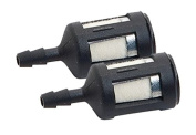 (2 pack) Replacement 0.3cm Fuel Filter MCCULLOCH/HOMELITE 9372049422 # 07-200-2pk