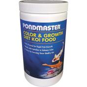 Danner 3720 PondMaster Colour & Growth Diet Pond Fish Food 0.9kg enh ea