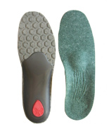2 Pair Pedag Viva Outdoor Insole Shoe Pads Insoles Size Vitalis Insulating