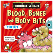 Galt Toys Blood/Bones and Body Bits Science Kit
