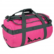Pink 45 Litre Cargo Duffle Bag Waterproof Holdall Sports Gym Travel Luggage