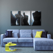 Ready2HangArt 'Urban Fashion X' 3-PC Canvas Art Set