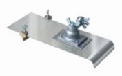 Kraft Tool CC600-01 Stainless Steel Edger with Adjustable Grover