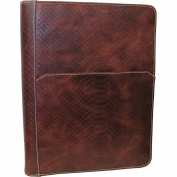 AmeriLeather Leather Writing Portfolio Cover