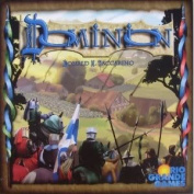 Dominion - For A Fun Card Came Of Strategy, Luck And Deck-Building! (For Ages 13 - 17 Years) Toy / Game / Play / Child / Kid