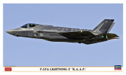 "Hasegawa 1:72 Scale ""F-35A Lightning II R.A.A.F."" Model Kit"