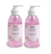 SBC Collagen Gel 500ml Duo Two 500ml Bottles