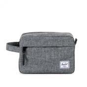 Herschel Supply Company SS16 Toiletry Bag, Raven Crosshatch