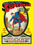 Dc Comics 60 x 80 cm Superman No.1 Canvas