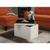 Convenience Concepts Designs4Comfort Accent Storage Ottoman