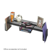 Onyx Steel Mesh Off-Surface Shelf Pull-Out Drawer 31 1/2 X 7 1/4 X 10 By