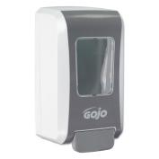 Gojo - 5270-06 - FMX-20 Soap Dispenser, 2000 ml, 6 1/2 x 4 7/10 x 11 7/10, White/Grey, 6/Carton