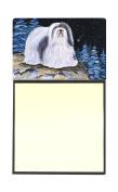 Starry Night Havanese Refiillable Sticky Note Holder or Postit Note Dispenser SS8450SN