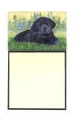Labrador Refiillable Sticky Note Holder or Postit Note Dispenser SS8343SN