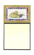 Bird - Pelican Refiillable Sticky Note Holder or Postit Note Dispenser 8053SN