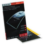 Fusion Ezuse Premium Laminating Pouches 3 Mil 11 1/2 X 17 1/2 100/box By