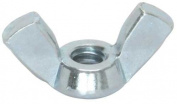 Wing Nut Zinc 3/8-16 Hodell-Natco Industries Nuts and Bolts WNGN038CZ