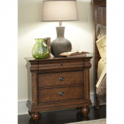 Liberty Rustic Cherry Traditions 3-drawer Nightstand