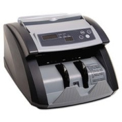 Currency Counter With Uv/mg Counterfeit Bill Detection By