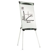 Euro Magnetic Presentation Easel 27 X 39 White By