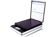 SAGA 39kg BLACK DIGITAL POSTAL SHIPPING SCALE by SAGA X 5ml WEIGHT USPS POSTAGE W/AC USB M Pro Model