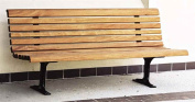 Mahogany Deluxe Bench (Large)