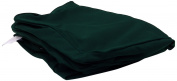 American Trading Company A027A CUSH SB 5446 Sunbrella Fabric Cushion Cover for Tatta Lounge Arm Chair, Forest Green