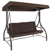 Converting Outdoor Swing Canopy Hammock Seats 3 Patio Deck Furniture