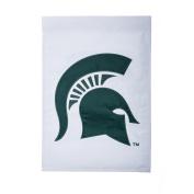 Applique Michigan State University Garden Flag, 32cm x 46cm