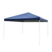 4m x 4m Easy Pop Up Canopy Party Tent - Blue
