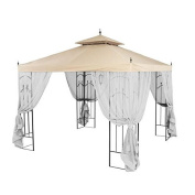 Replacement Canopy for Home Depot's Arrow Gazebo with Rip Lock Technology