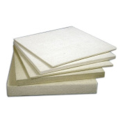 Semi Compressed Mixture Felt sheet 22.5 x 45cm Chiropody, Padding, podiatry. (5MM) by podopro