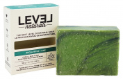 Level Naturals - Bar Soap Eucalyptus + Lime - 170ml