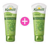 Kamill Hand and Nail Cream with Natural Chamomile 3.3 Oz 100 Ml
