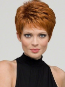 Heather (Human/Synthetic Blend) by Envy Wigs, Colour Chosen