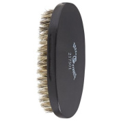 Brush Strokes Oval Military Style Brush DUO SET