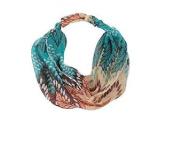 Ganz Women's Spring Accessory Print Colour Headband