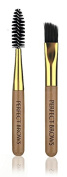 Perfect Brows Shaping & Defining Eyebrow Styling Brushes