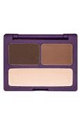 U/D eyebrow powder and wax tools brow box- brown sugar