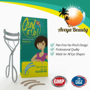 Best Eyelash Curler - Perfect Lashes In Seconds - Love It Or Your Money Back! Create Professional Quality Curls That Last, Perfect For At Home Or Travelling. Bonus Buy 2 Get 1
