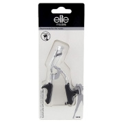 Elite Models Eyelash Curler with Comfortable Rings and Refill, 40ml